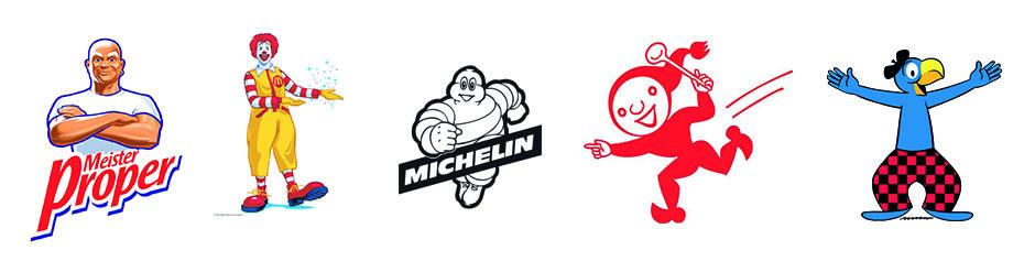 © Procter & Gamble, McDonald's Corp., Michelin SCA, Unilever N.V., Globi Verlag